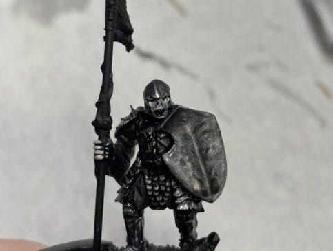 Color carne Orco Warhammer El señor de los Anillos