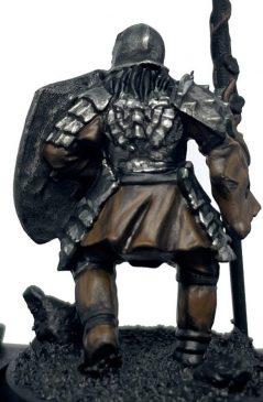 Luces al cuero Warhammer