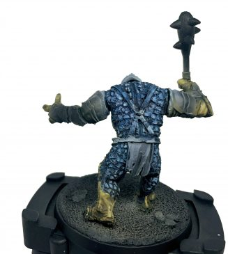 how to paint troll lord of the ring