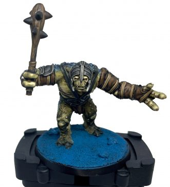 How paint troll of mordor