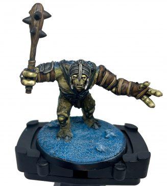 warhammer el señor de los anillos troll