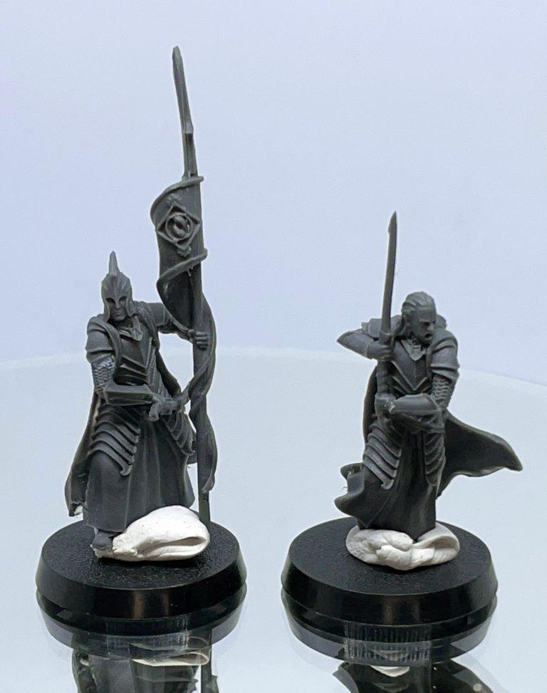 Comandantes elfos davale Games