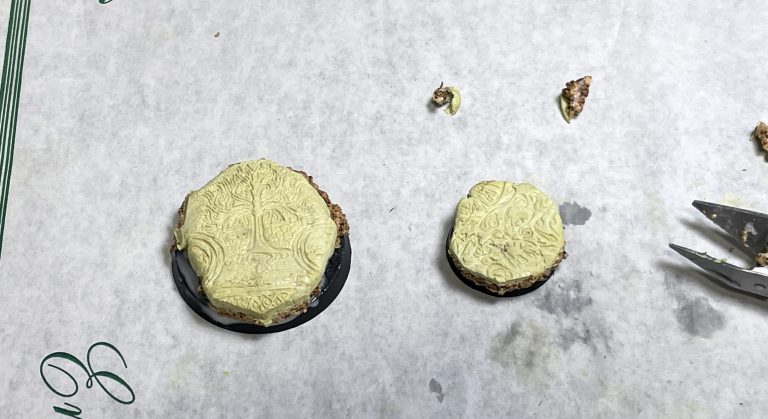 Rolling Pin Elven GreenStuff