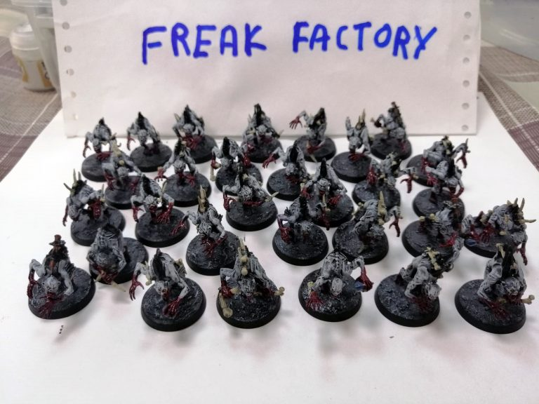 Crypt Ghouls Warhammer AoS