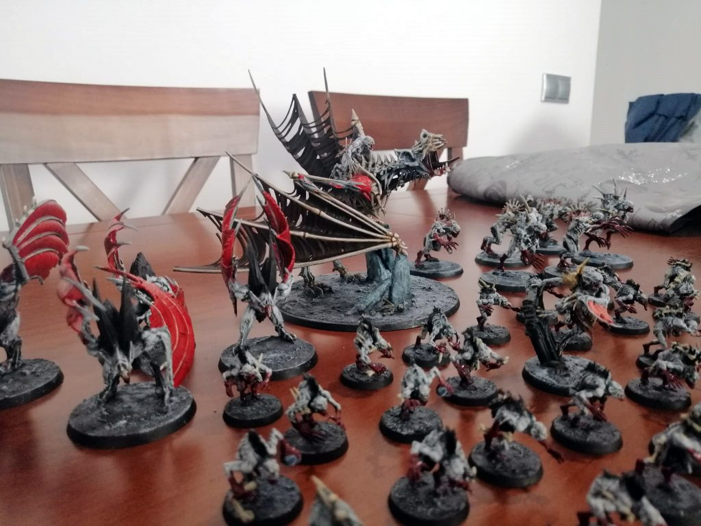 Army Flesh Eater Courts Crypt Ghouls