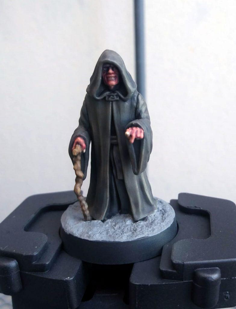 Imperador Palpatine Expansión de Comandante