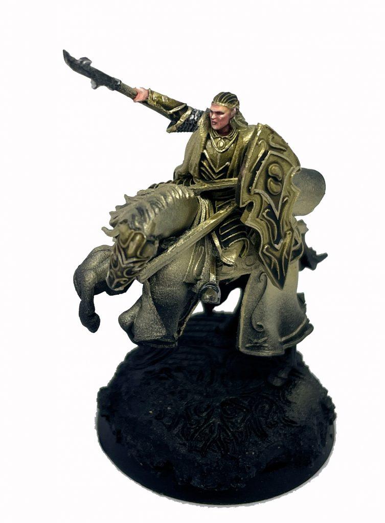 Como pintar cara élfica warhammer figuras
