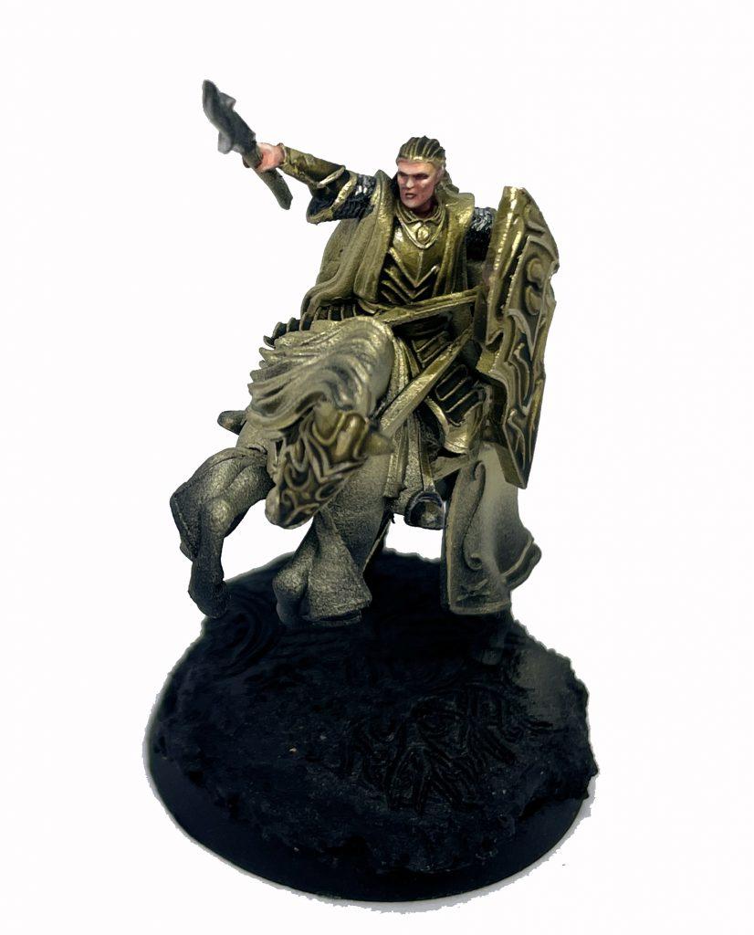 Cómo pintar piel élfica warhammer