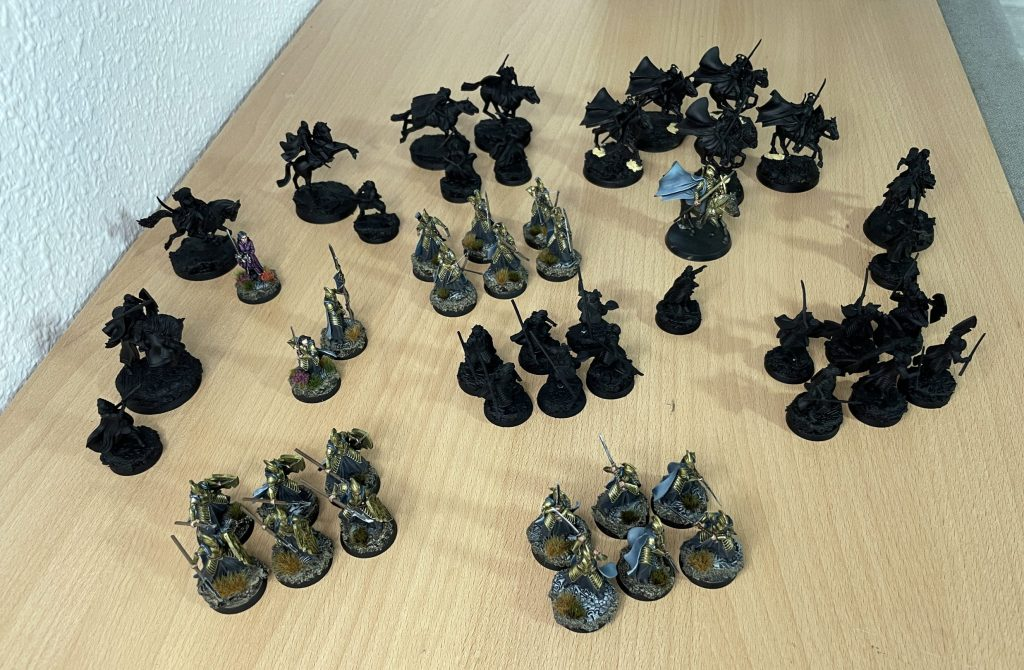 parte 2 Ejercito Rivendell Army Project rivendel
