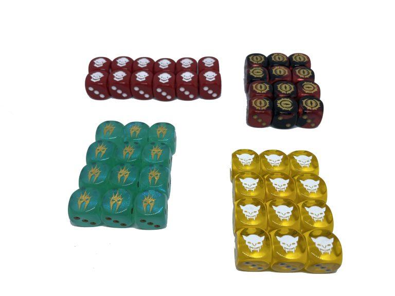 Custom dice for sale