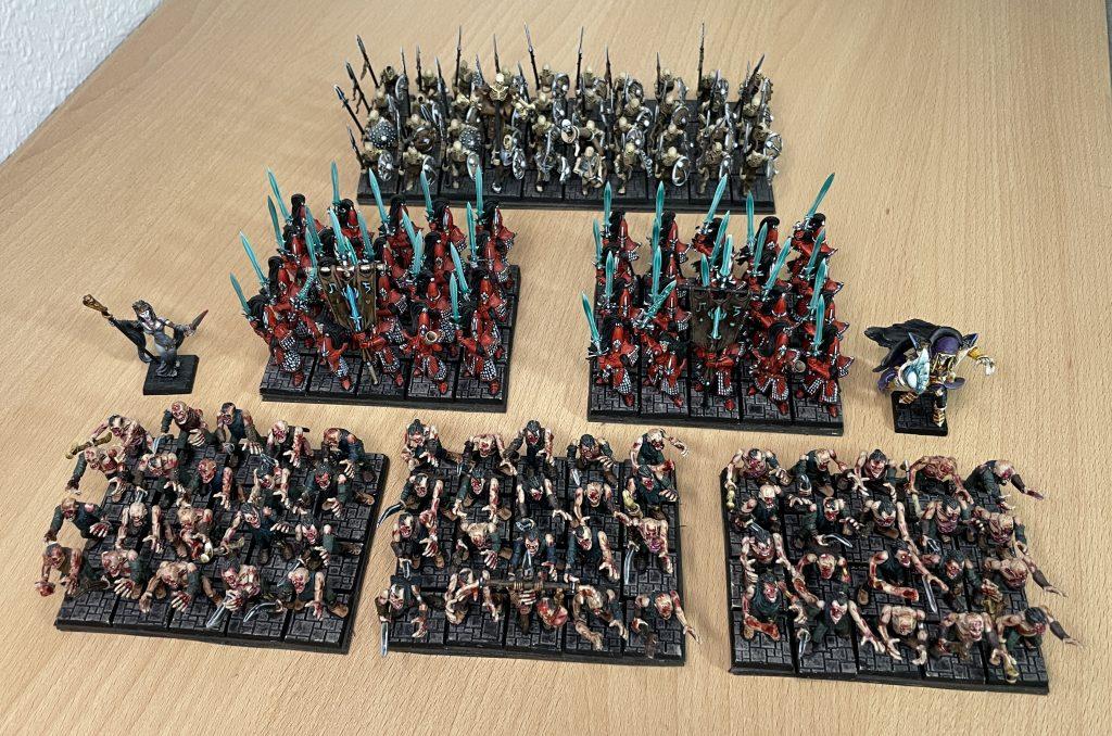 Top Tier Army List Kings of War