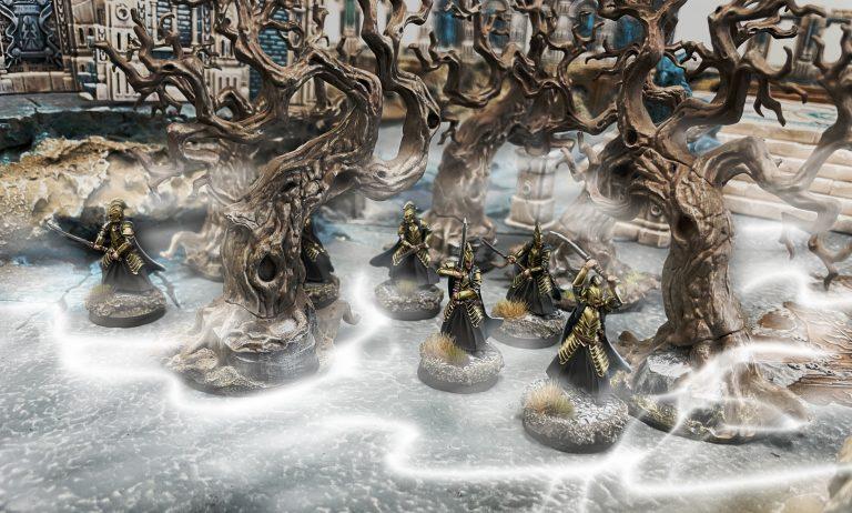 Woodland creature Tácticas y Estrategias Rivendell Warhammer El Señor de los Anillos