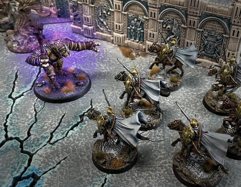 Puntos fuertes y debilidades Rivendell Warhammer Middle Earth