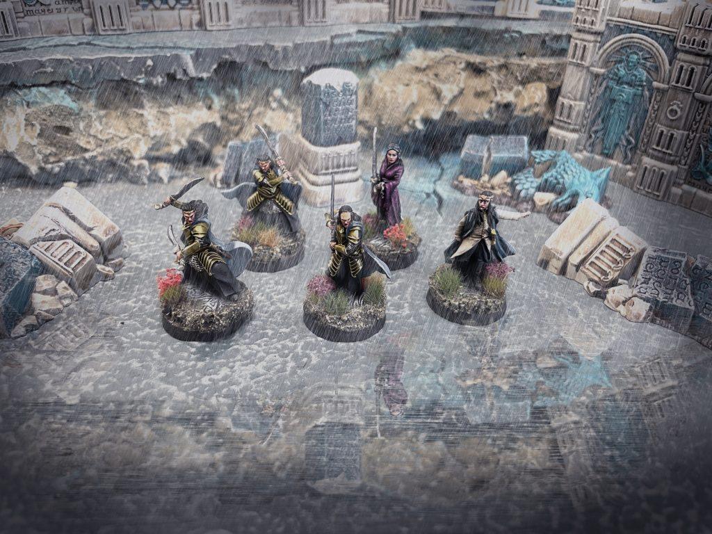 Guía de inicio rápida para Warhammer Middle Earth Rivendell