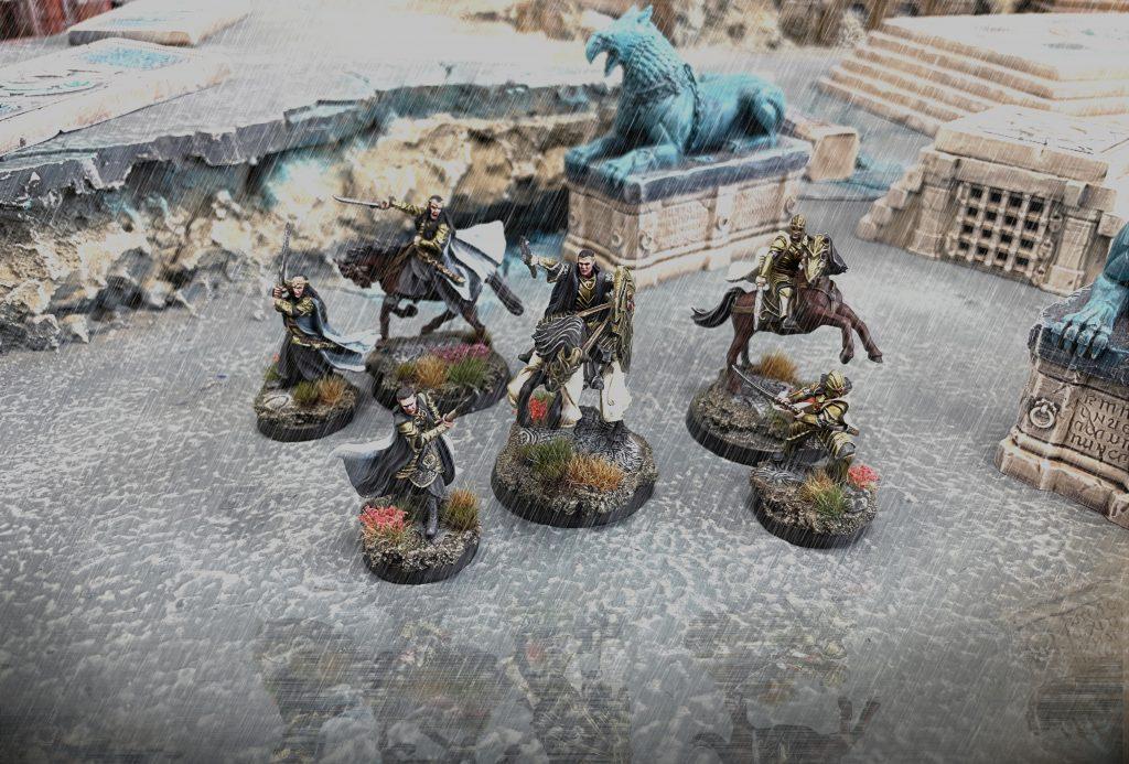 Guía tácticas estrategias Rivendell Warhammer
