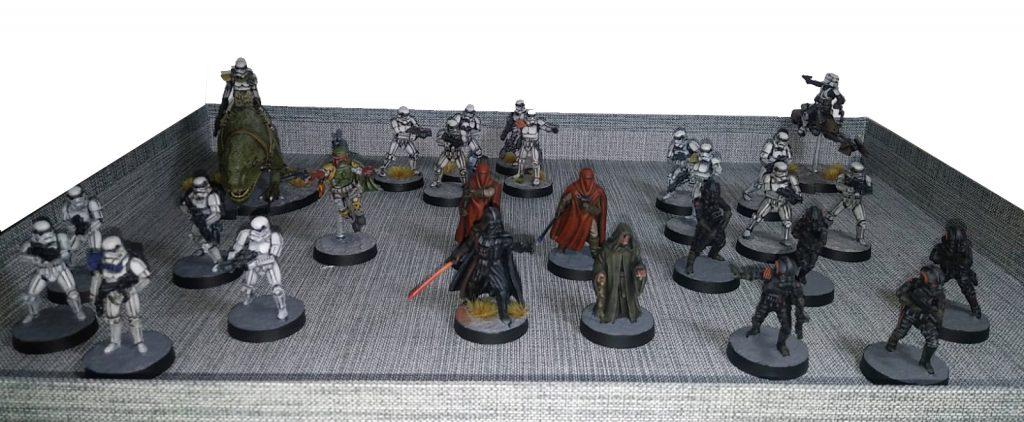 Ejército Star Wars Legion Imperio