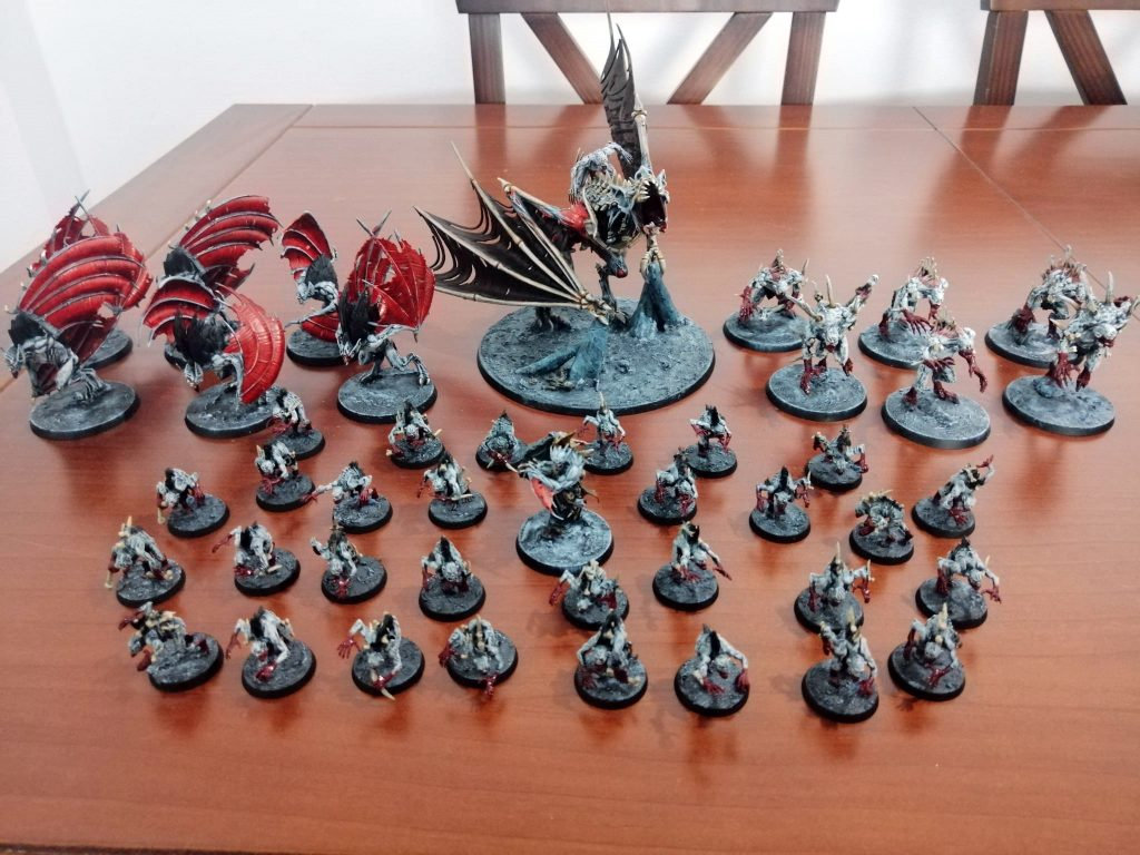 Army lists Flesh Eater Courts AoS