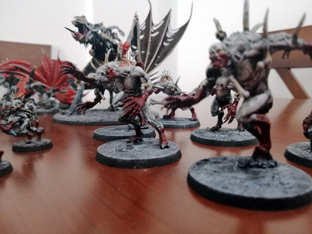 Crypt Horrors Flesh-eater courts Age of Sigmar