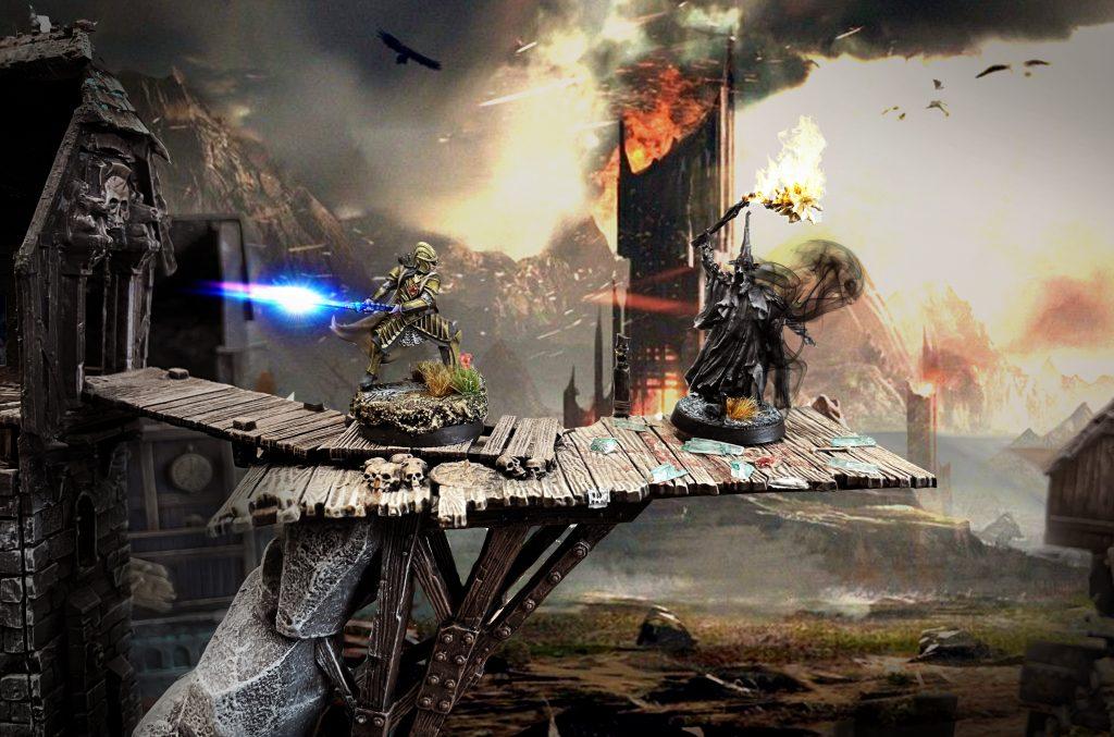 Estrategias y Tácticas Rivendell Warhammer Middle Earth