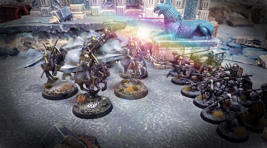 Como jugar elfos de rivendell Warhammer