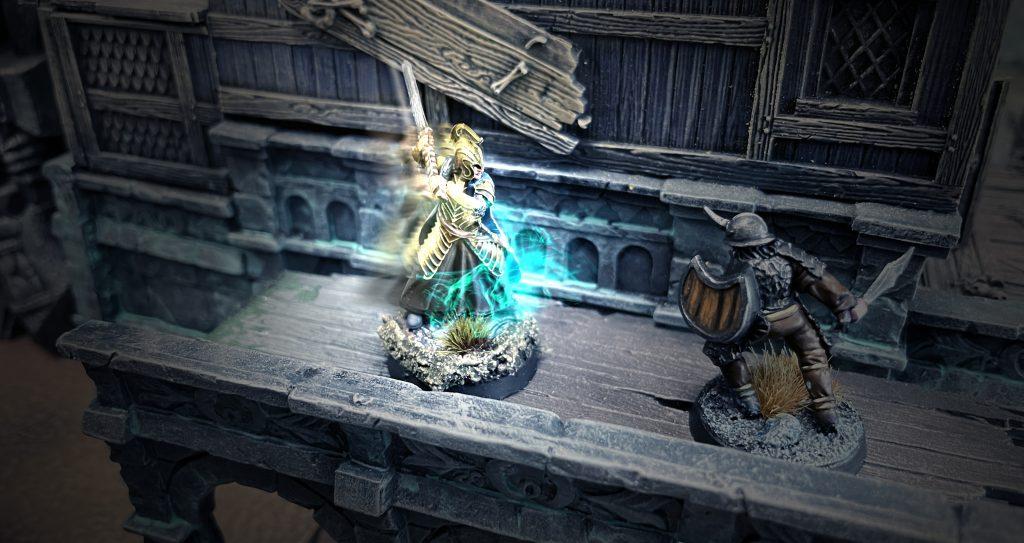Guía Warhammer Rivendel El Señor de los Anillos