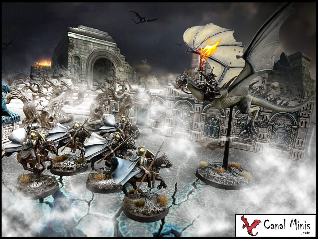 Tactics Strategy guyide Rivendell Warhammer