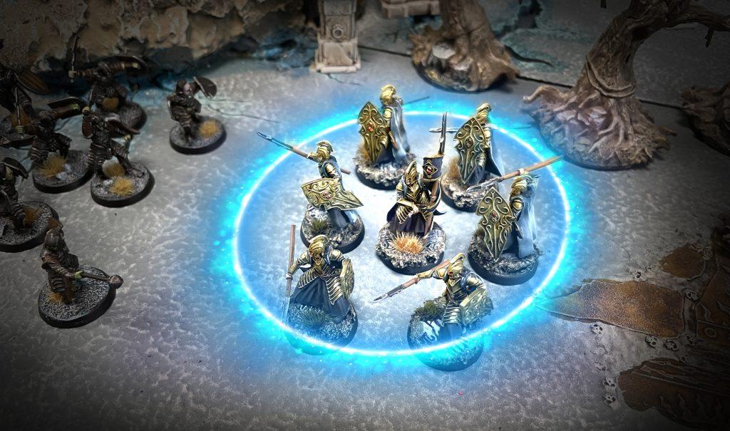 Cómo jugar elfos de Rivendel Warhammer