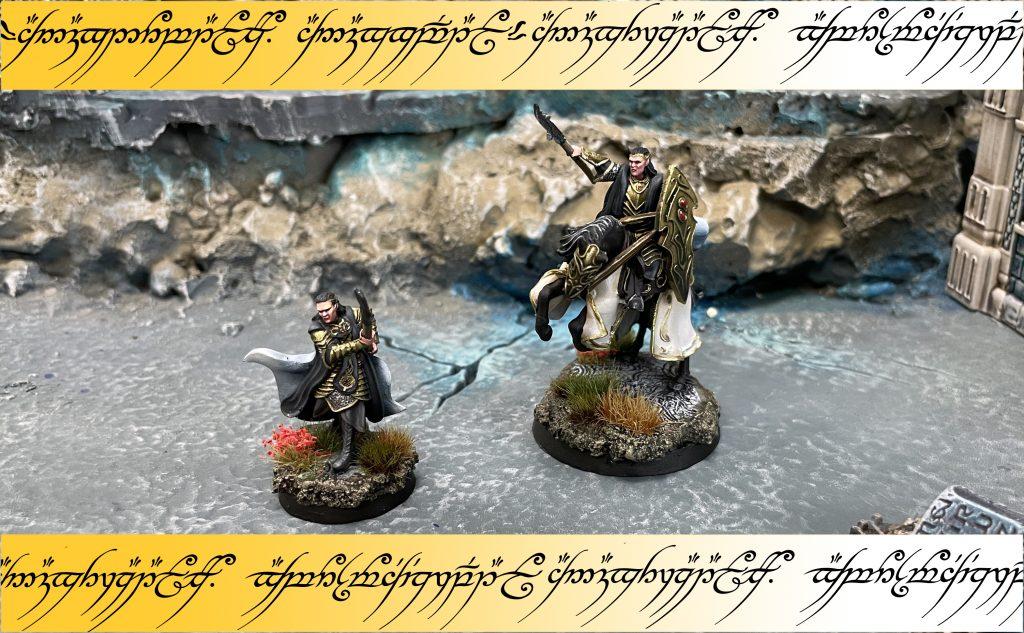 Análisis tácticas y estrategias Gil-galad Warhammer