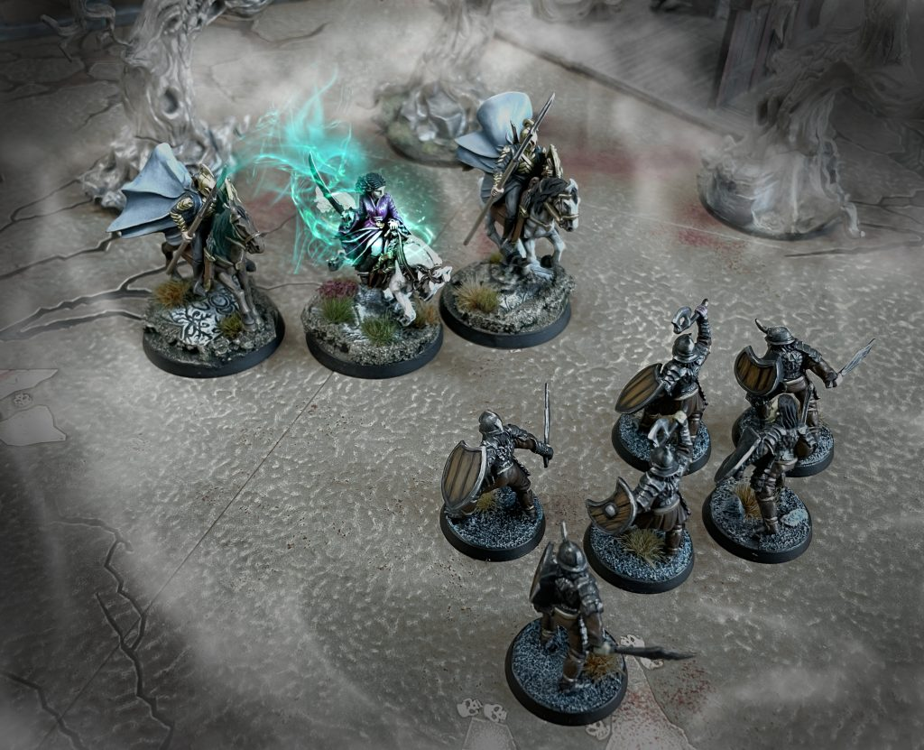 How to play rivendell Warhammer Middle Earth