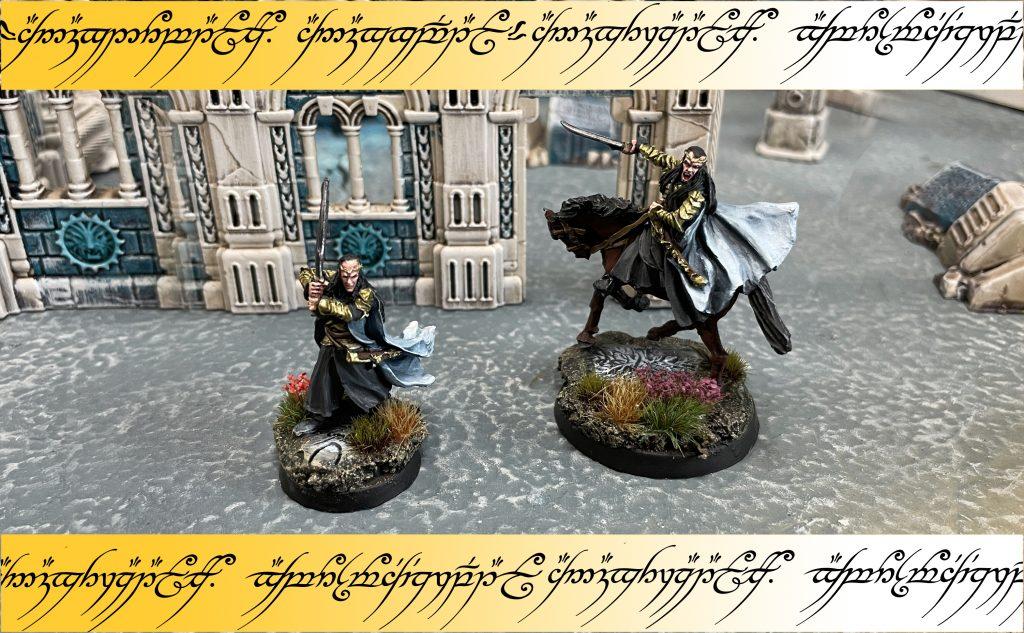 Análisis tácticas y estrategias Elrond Warhammer