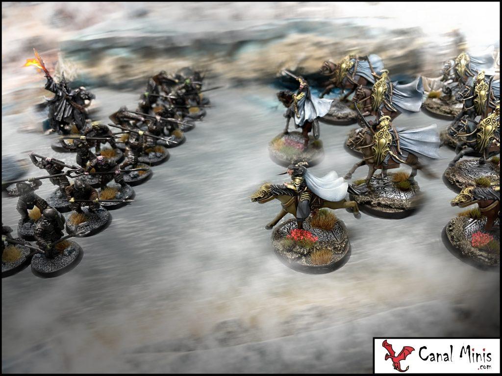 Cómo jugar ejército Rivendel El señor de los anillos
