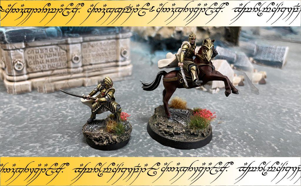 Análisis tácticas y estrategias Glorfindel Warhammer